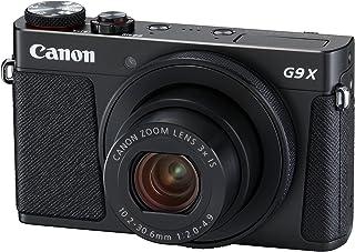 Canon 佳能 博秀 G9 X Mark II 数码相机G9 X MK II  Camera 黑色