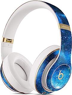 Dre Studio Remastered 无线耳机的 Blue Hue Nebula DesignSkinz 全身皮肤套件/超薄/哑光表面/保护性皮肤包装