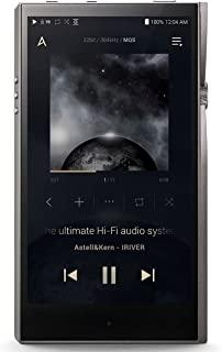 ASTELL & Kern A&Futura SE100 Absoluter 高端播放器,内置功能强大的放大器,DSD原机,32位/382 kHz,网络/流,2个输出,WiFi 和蓝牙 aptX HD 钛银色