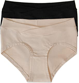 Kindred Bravely Bamboo 孕妇低腰内裤 | 2 件装孕妇内裤
