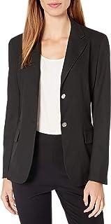 Chaps 女式弹力棉质精致西装外套