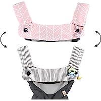 高级棉质两面穿口水巾   适合 Ergobaby Four Position 360 和大部分婴儿背带   防*   来…