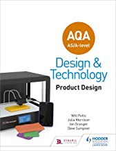 AQA AS/A-Level Design and Technology: Product Design (Aqa As/a Level) (English Edition)