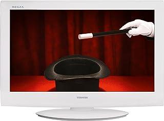 Toshiba 东芝 32AV734G 81.3 厘米(32 英寸)LCD 显示器(HD Ready ,DVB-T/-C)白色