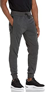 Southpole 男式时尚抓绒慢跑裤