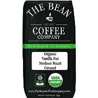 The Bean Coffee Company Organic Vanilla Nut, Medium Roast, G…