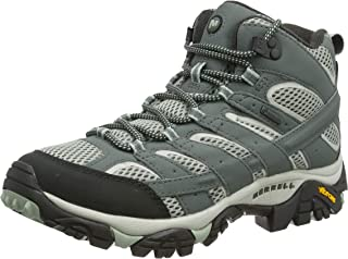 Merrell 迈乐女式 Moab 2 Mid Gtx 登山靴