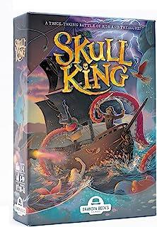"Grandpa Beck's Skull King: The Original Game + Legendary Expansion (现在有美人鱼、牛肉等)来自""掩盖您的资产""创始人"