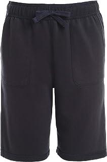 Chaps 男孩校服舒适柔软针织短裤