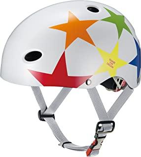 OGK KABUTO 儿童头盔 FR-KIDS 星星 尺寸:头围 50厘米~54厘米以下