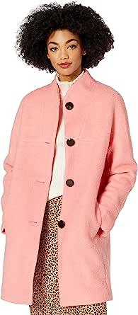 kensie 女式休闲羊毛外套