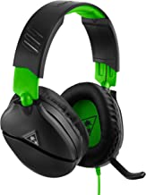 Turtle Beach Recon 70 游戏耳机,适用于 PlayStation 4 Pro、PlayStation 4、Xbox One、Nintendo Switch、PC 和手机 - PlayStation 4 黑色/*