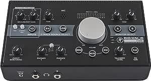 Mackie BIG KNOB 被动显示器BIG KNOB STUDIO 音频接口 Studio 3x2