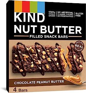 KIND 坚果填充能量棒,巧克力花生酱,32支