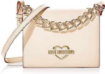 Love Moschino 女士 Jc4043pp1a 手提包,8 x 16 x 20 厘米