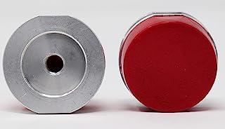 3310-03SS Sumake Hammer 替换垫,颜色(红色)