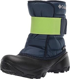 Columbia 儿童青年绳拖鞋 Kruser 2 雪地靴