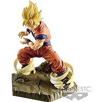 Banpresto 龙珠 Z Absolute Perfection 公仔 Son Goku 15 厘米迷你公仔 (PS…