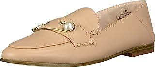 Nine West Winjum 女士皮革乐福平底鞋