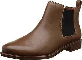 Clarks 女士Taylor Shine切尔西靴