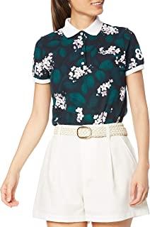 Perry Gate 短袖 Polo衫 C40/2 鹿之子 樱花印花 / 055-1160214 女士