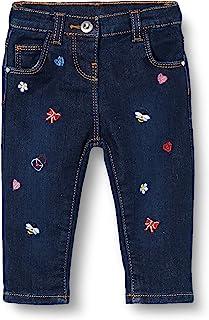 Chicco 智高 女宝宝 Pantaloni Lunghi 牛仔裤