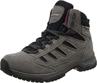 Berghaus 女式 Explorer Active Gore-Tex 步行高帮步行靴
