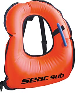 SEAC 浮潜背心,L/XL 码