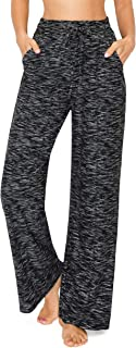 ALWAYS 女士抽绳慢跑运动裤 - 修身优质柔软弹性口袋裤子