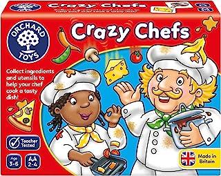 Orchard Toys Crazy Chefs疯狂厨师 儿童游戏玩具 多用 单码