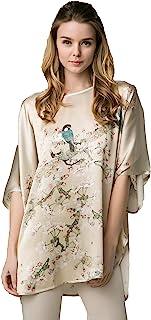 Grace Silk * 丝绸睡袍/束腰上衣