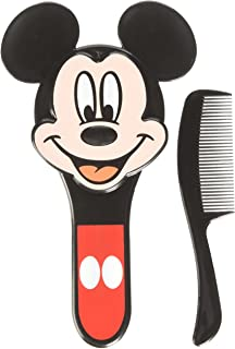 "Disney Mickey Mouse""Famous Mouse""刷子和梳子套装 红色 均码"