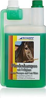 SCHOPF 301219 马,洗发水,带毛发,1升