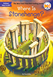 Where Is Stonehenge? (Where Is?) (English Edition)