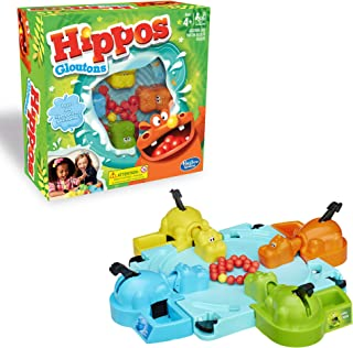 Hasbro 孩之宝 98936 河马游戏,其他,Norme