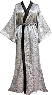 JANA JIRA 女式及踝长袍 适合女士加大码睡袍