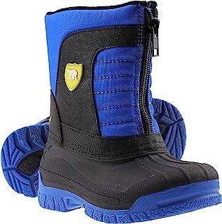 ArcticShield 儿童防水保暖舒适耐用易穿脱冬季雪地靴(幼儿/小童/大童)