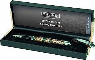 online vision系列钢笔 (36980 黑龙EF尖 全球限量版)