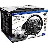 Thrustmaster 法拓士/图马斯特 T300 RS GT 力反馈游戏方向盘 赛车方向盘 套装 - PlaySta…