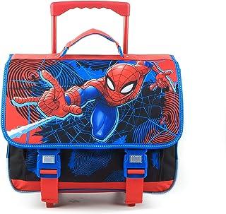 Marvel 蜘蛛侠轮式书包