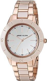 Anne Klein 女士 34 毫米陶瓷手链手表