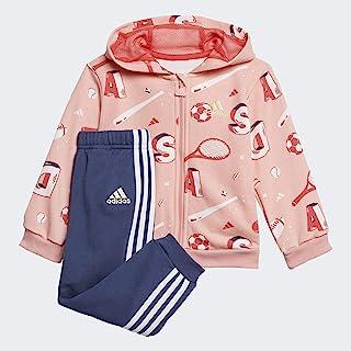 adidas 阿迪达斯 I Gr Fzhd J Ft 运动套装,男宝宝