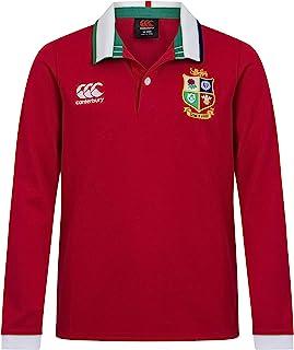 Canterbury 儿童英国和爱尔兰狮子队长袖经典运动衫