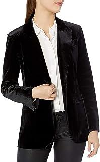 Norma Kamali 女士单排扣夹克 Bl