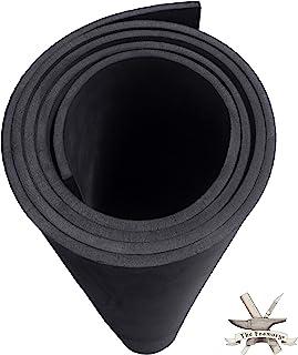 EVA 泡沫角色扮演 黑色 6mm - Thickness HD85EVA6mm35x59