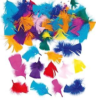 Baker Ross 装饰弹簧 - 适合儿童使用 - 狂欢节和卡片的理想装饰 - 130 件