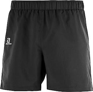 Salomon 男士 Agile 5 英寸跑步短裤,塔夫绸