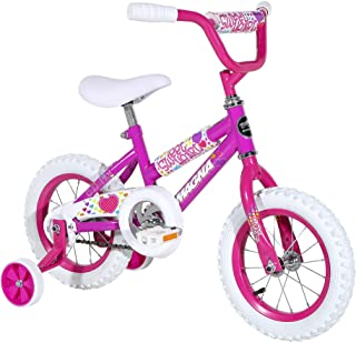 Magna Girls 12 英寸甜美心形自行车
