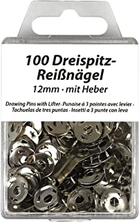 Metzger & Mendle 系列钉子 100 Stück, 3-Spitz