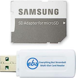 三星Micro to SD 内存卡适配器(1 件)捆绑带 (1) Everything But Stromboli Micro & SD 读卡器